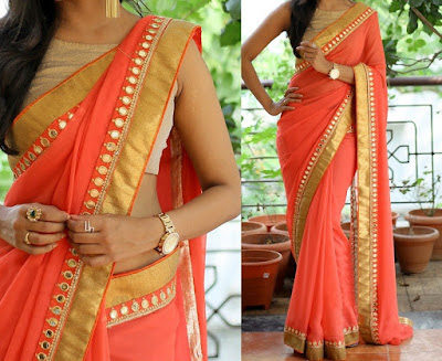 Indian-designer-embroidered-blouse-designs-for-plain-saree-2