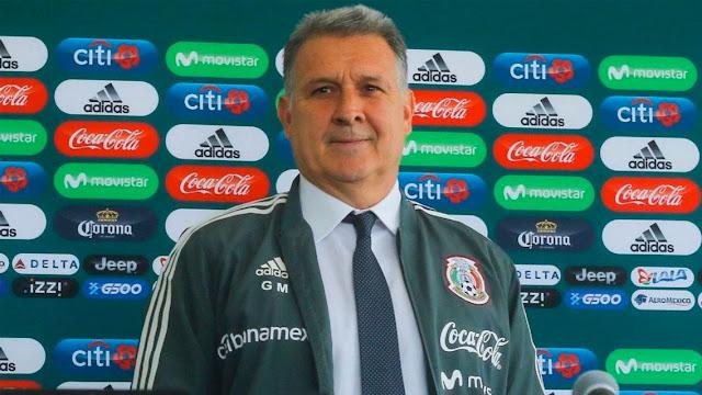 Presente TRI Gerardo Martino