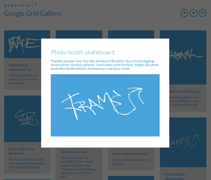 Best FREE jQuery Grid Plugins - Thedevline - Place of Inspiration