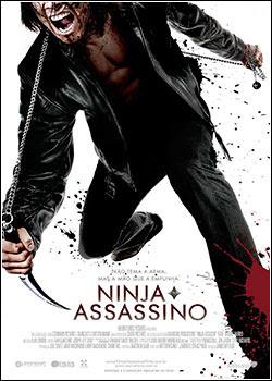 Ninja Assassino DVDRip – AVI – Dual Áudio