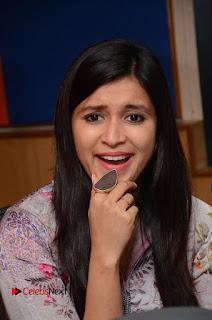 Actress Mannara Chopra Latest Pictures with Jakkanna Team at Radio City  0009