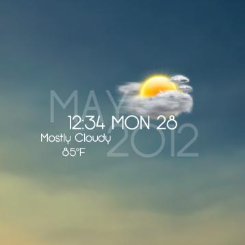 rainmeter weather plugin