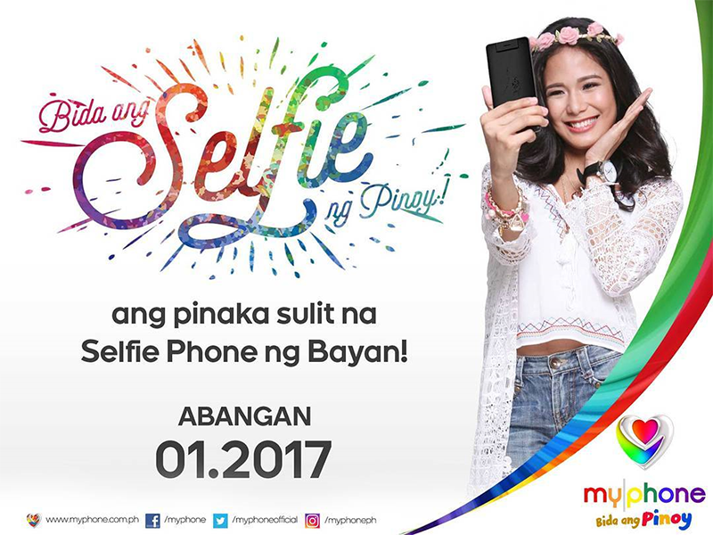 MyPhone Will Reveal A New Selfie Phone This February 1