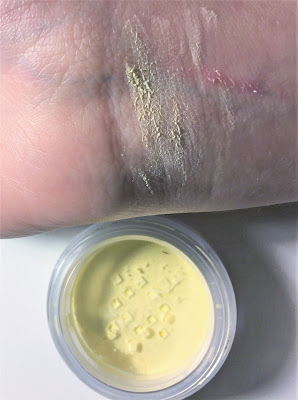 e.l.f. Mineral Booster Corrective Yellow swatch