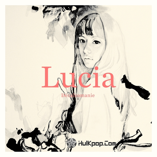 Lucia – Décalcomanie