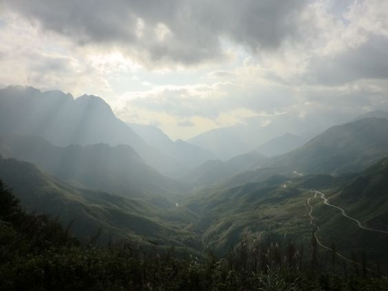 Sky Gate in Sapa - a tourist destination not to be missed