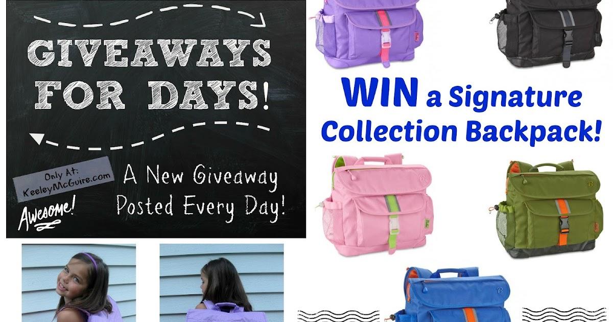 b0634dbfa1 Gluten Free   Allergy Friendly  Giveaways for Days   SchoolBags4Kids Bixbee  Signature Backpack  Day 7   BackToSchool