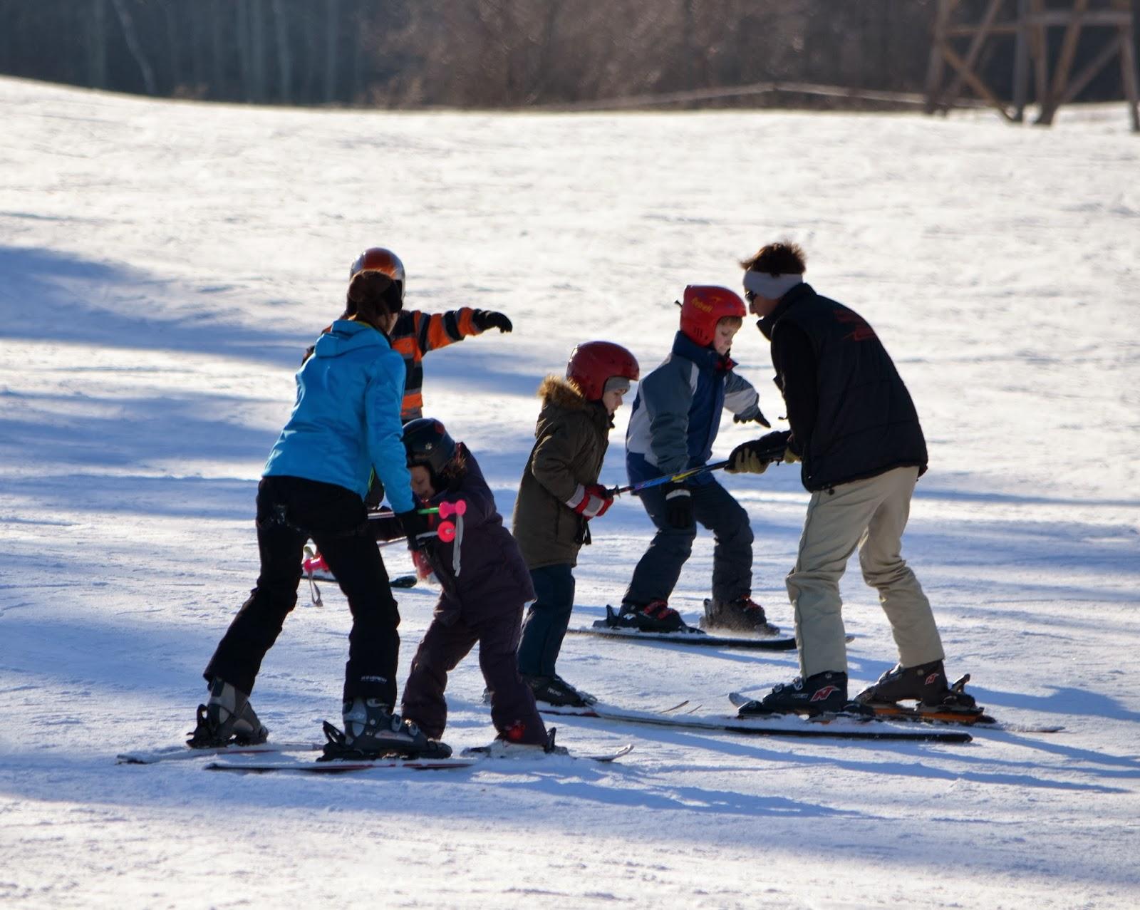 gdzie w góry z dzieckiem, góry, zima, jazda na nartach, nauka jazdy na nartach, ferie