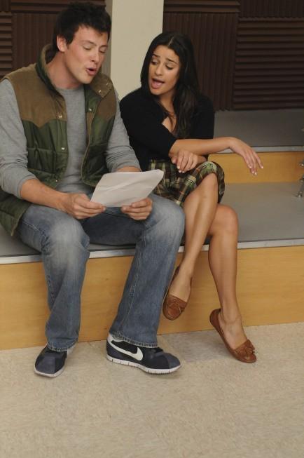 Glee - Season 1 Episode 12: Mattress