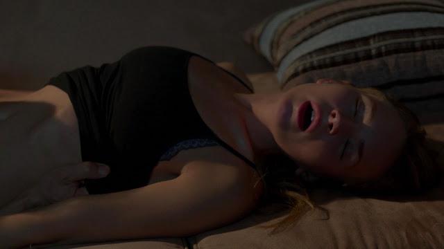 Brittany Robertson nude scene