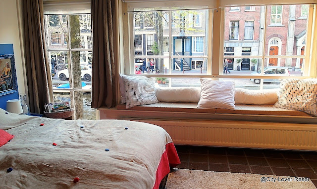 Room with the best view in Amsterdam