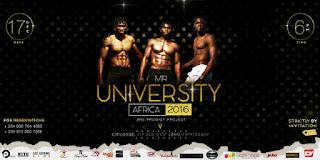 Mr. University Africa