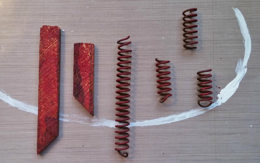 assemblage parts