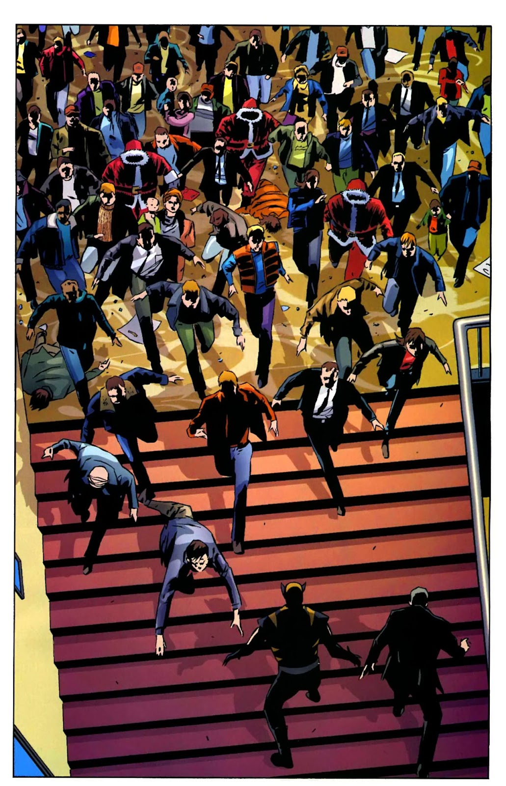 Read online Wolverine (2003) comic -  Issue #49 - 26