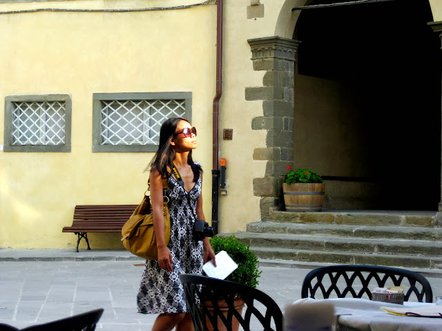 Sightseeing in Radda in Chianti, Italy | Taste As You Go