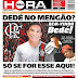 Jornal carioca ironiza interesse do Flamengo no zagueiro Dedé do Cruzeiro