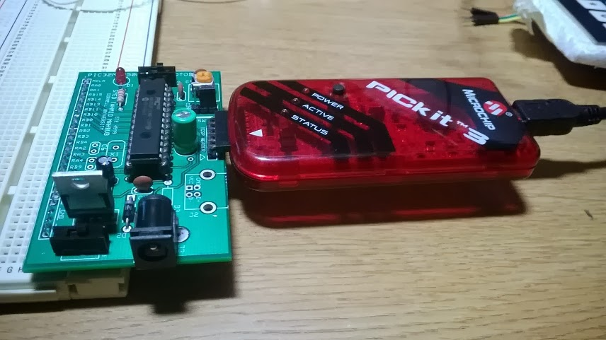 PIC32 Proto Board: Details, Schematic, PCB and Pictures 18