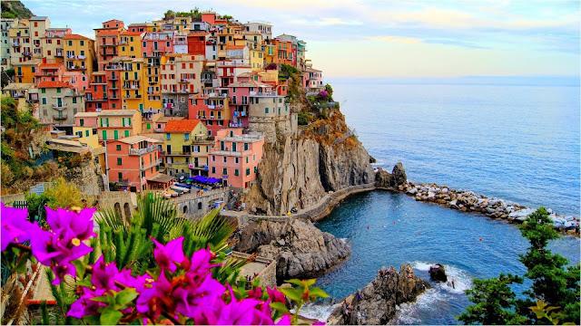 Visita Liguria Italia