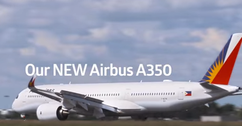 Philippine Airlines has new airbus featuring socket for USB charging, WiFi, and more!