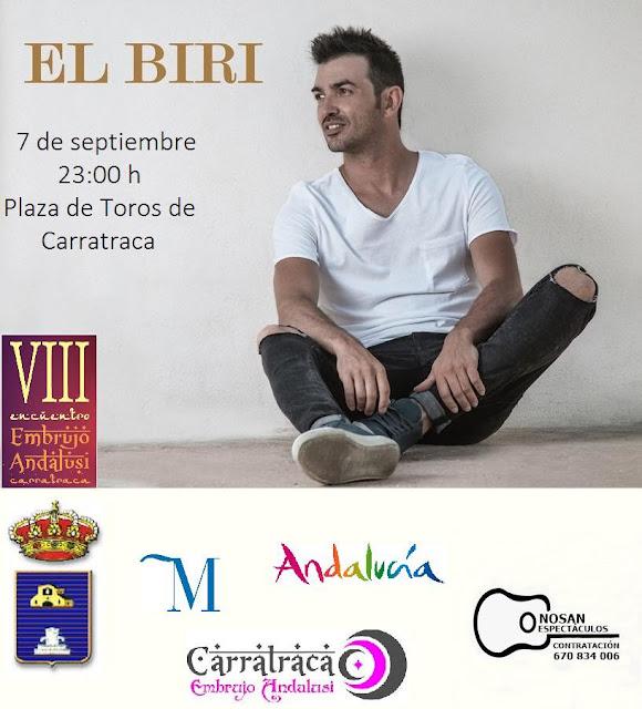VIII Embrujo Andalusí de Carratraca