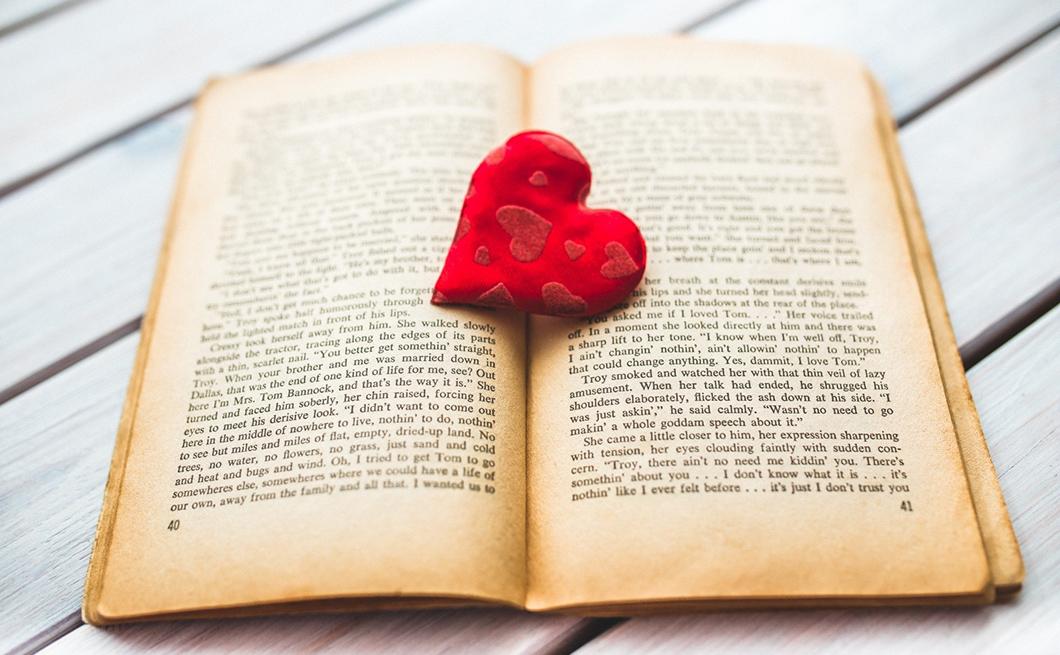 4 tipos de amor platônico em 4 livros apaixonantes