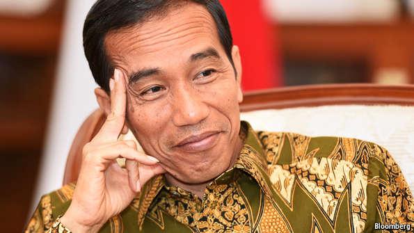 Tahu Prabowo Pidato Indonesia Bisa Bubar 2030, Presiden Jokowi Cuma Tertawa Ringan, Dan Beri Komentar Halus Ini......