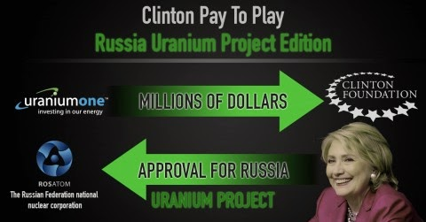 Image result for hillary clinton uranium one