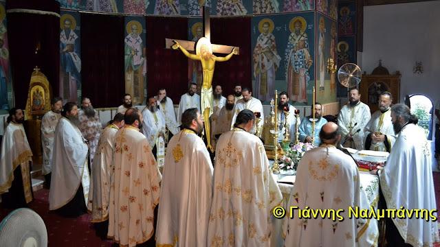 Αλεξανδρούπολη: Πανήγυρις Ιερού Ναού Μεταμορφώσεως Σωτήρος