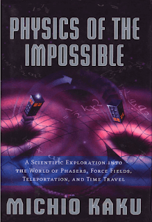 Physics of the Impossible by Michio Kaku PDF Book Download