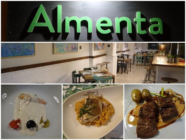 Huelva. Restaurante Almenta