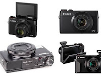 Katalog Harga Kamera Canon PowerShot G7X Edisi 2017