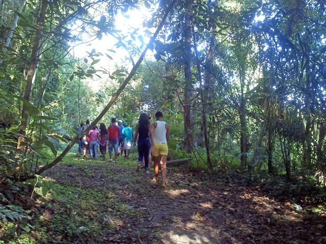 Secretaria do Meio Ambiente realiza projeto de Visita Monitorada ao Bosque Municipal