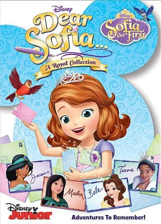 Dear Sofia: A Royal Collection [2015] [DVDR] [NTSC] [Latino]