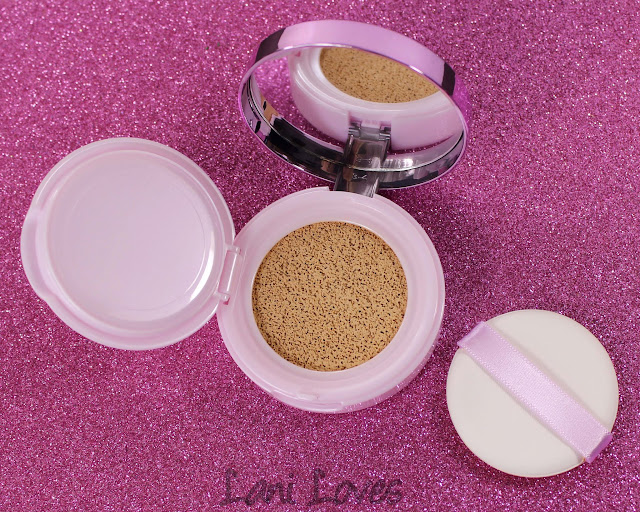 L'Oreal Nude Magique Cushion - 03 Vanilla Swatches & Review
