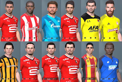PES 2017 Option File PES Professionals Patch 2017 Update 04/09/2018