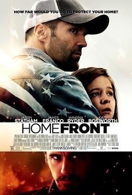 Homefront Movie 2013 Poster
