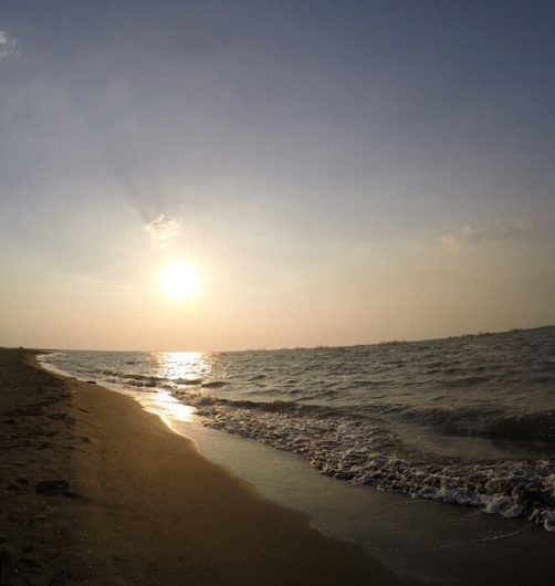 Pantai Tirang wisata Semarang