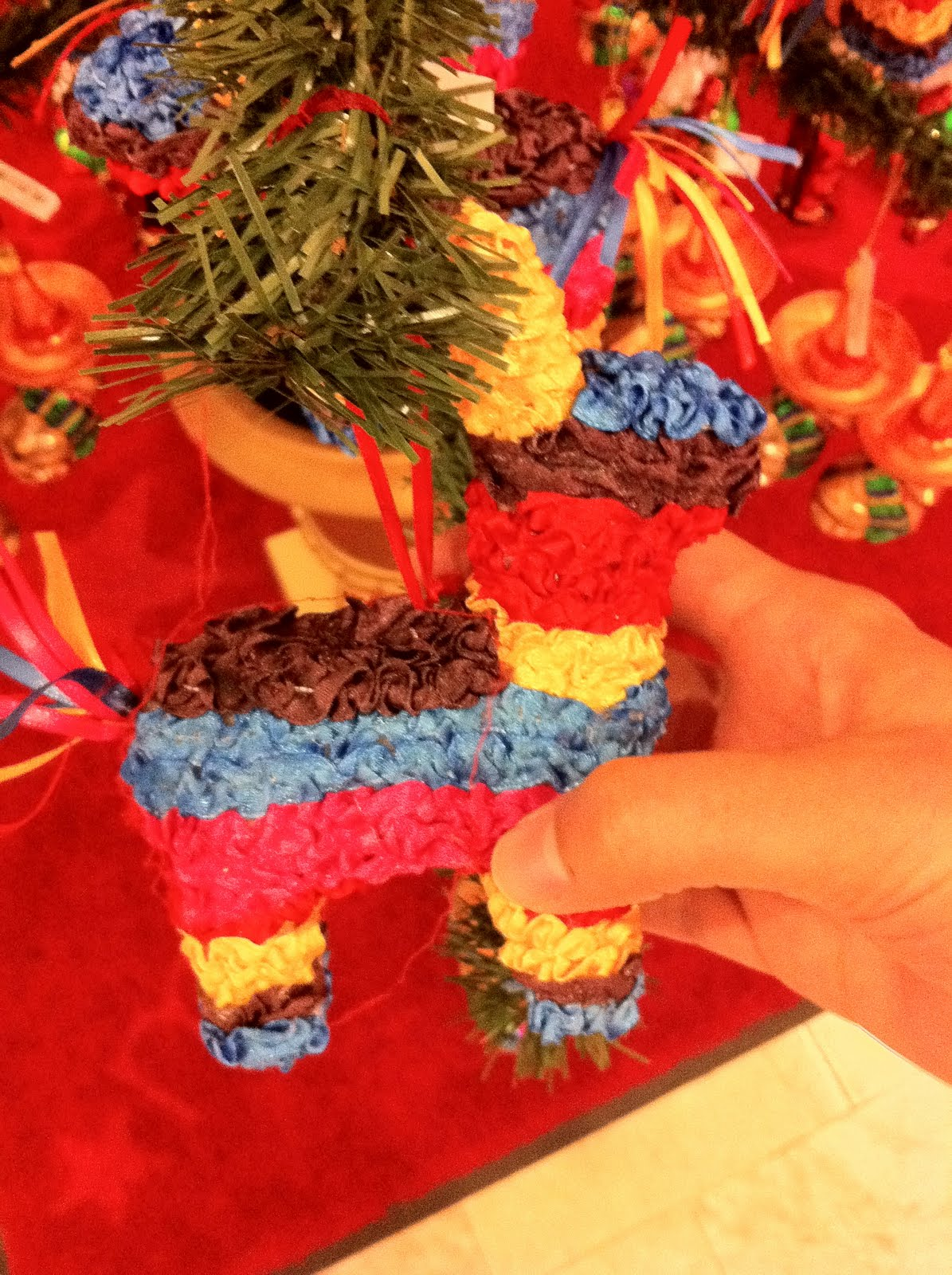 mexican christmas decorations l
