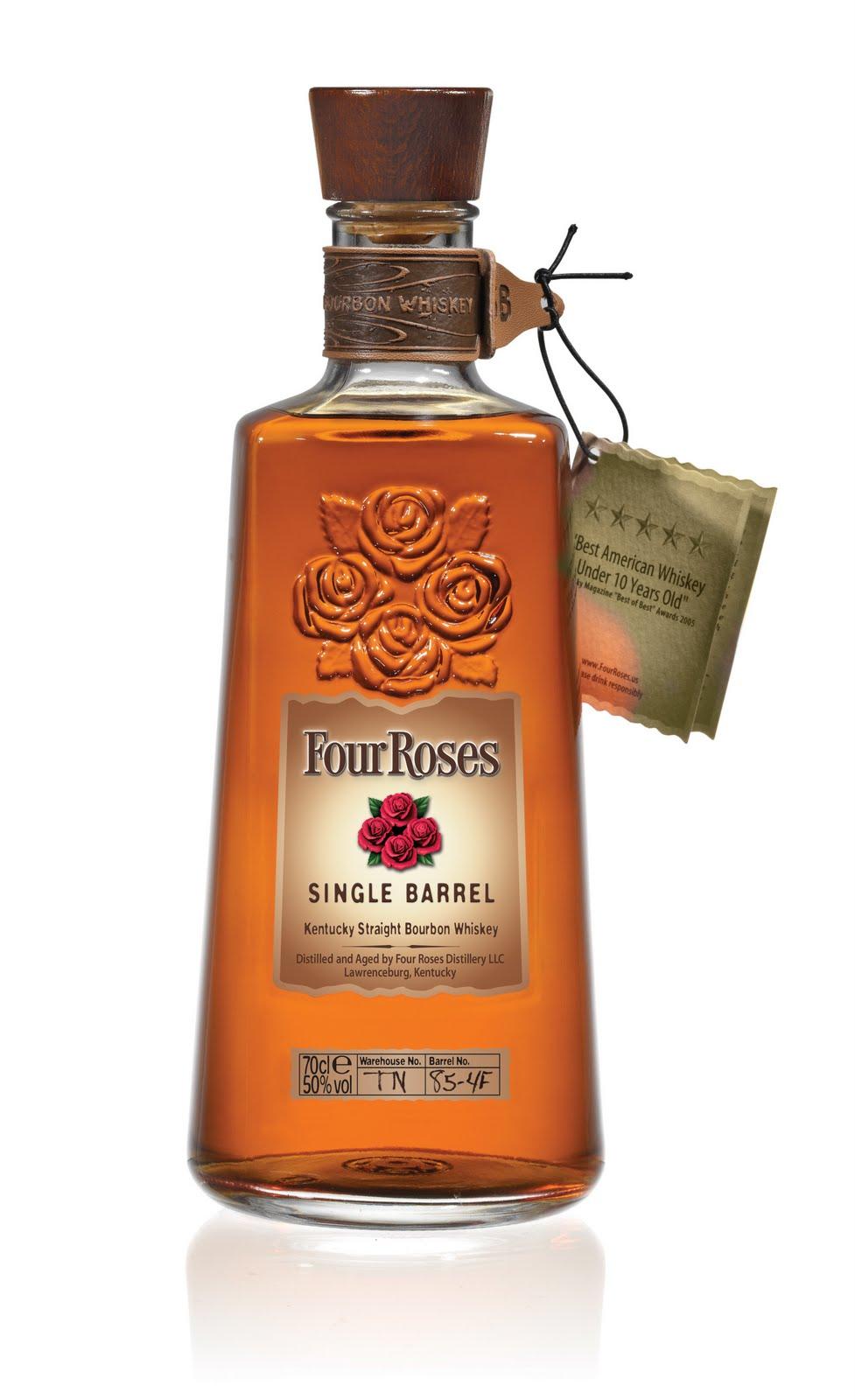 Blind Tastes: Bourbon Bargain Alert - Four Roses Single Barrel