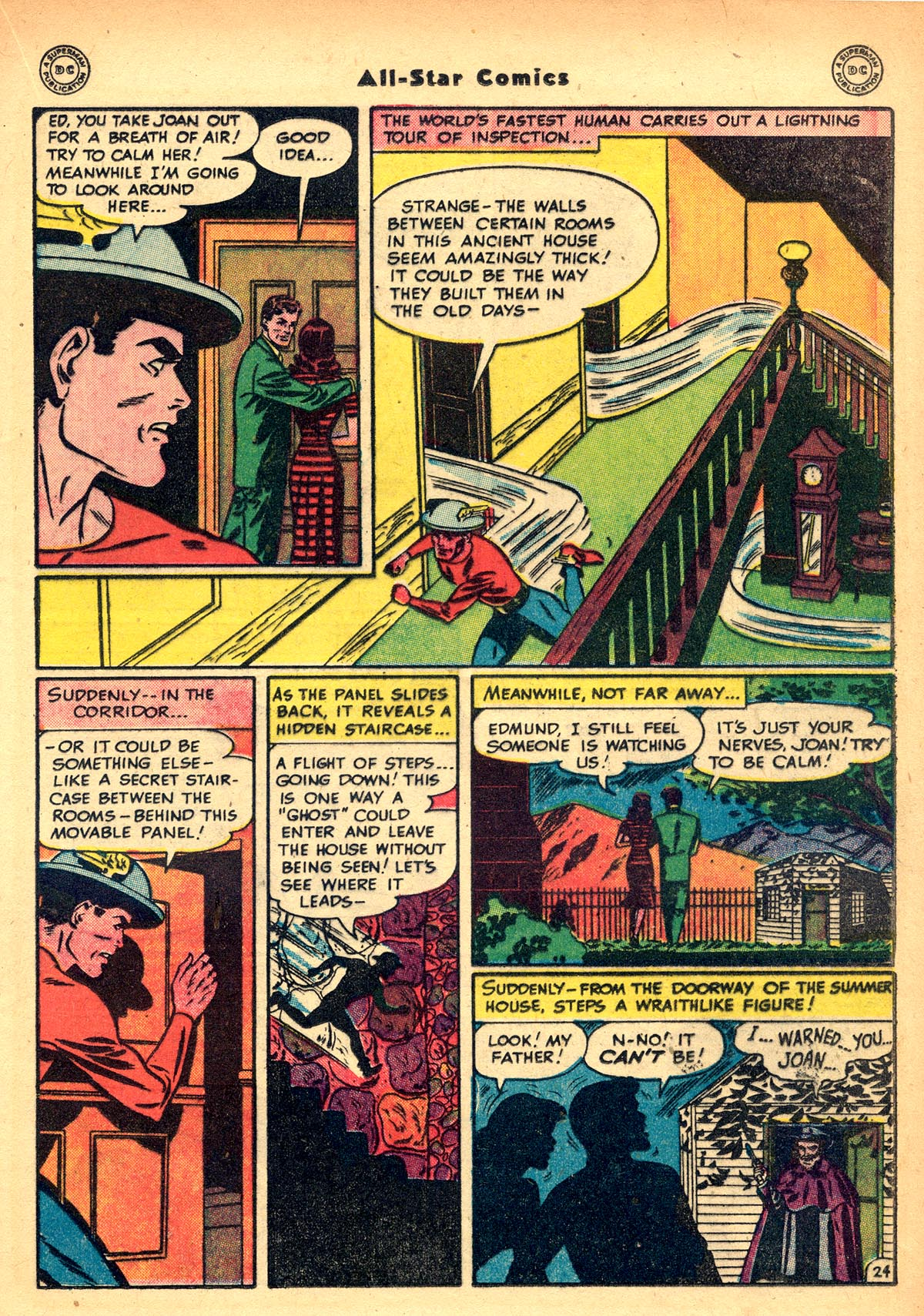 Read online All-Star Comics comic -  Issue #48 - 29