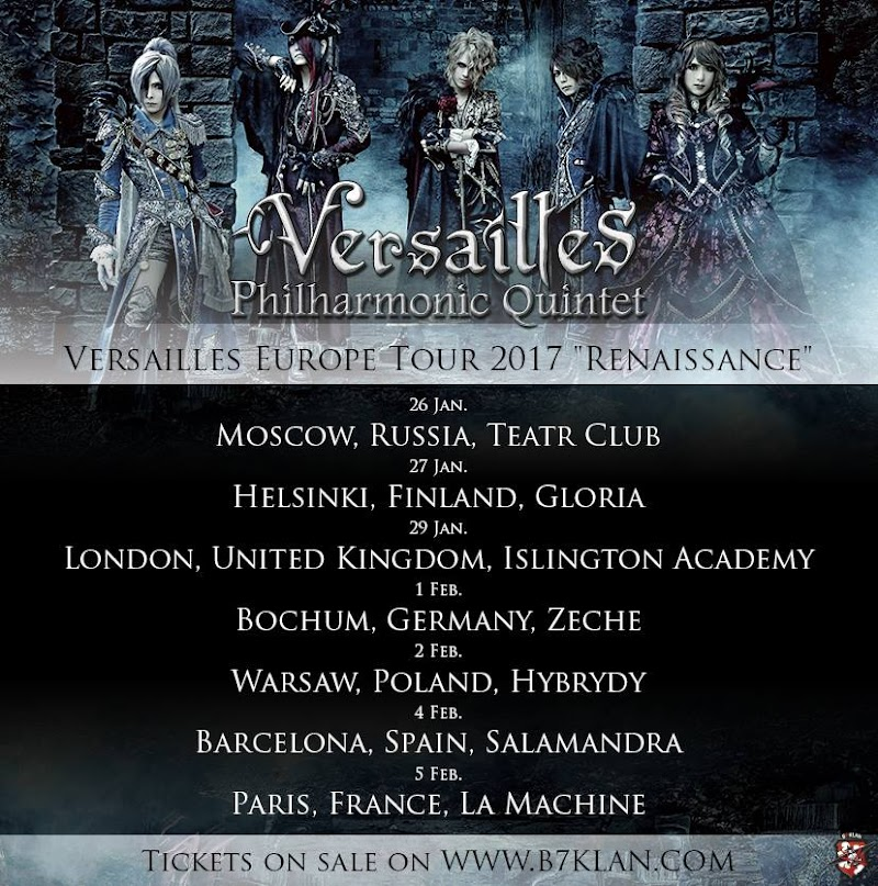 Versailles Philharmonic Quintet en España