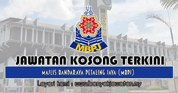 Jawatan Kosong 2018 di Majlis Bandaraya Petaling Jaya (MBPJ)