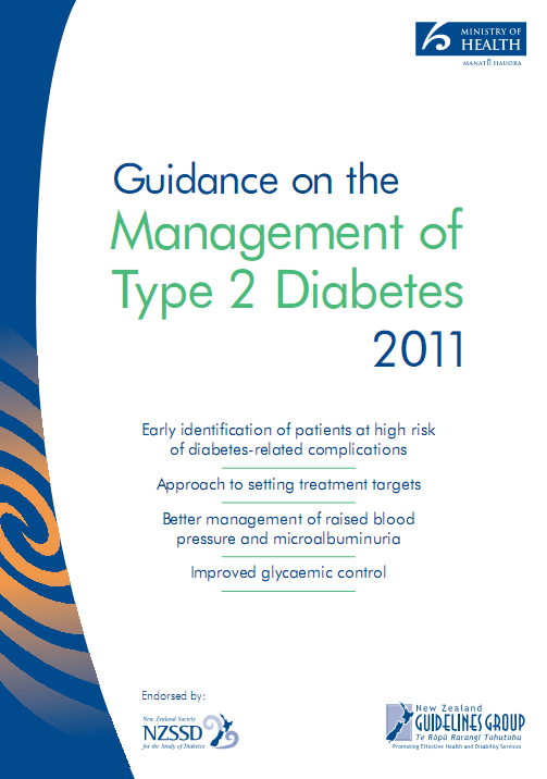 diabetes tipo 2 estadísticas nz nueva zelanda