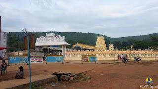 Mahanandi Temple History
