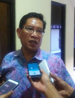 Diperiksa KPK, Effendi : Diminta Serahkan Hasil Hearing PENS