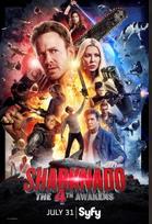 Download Film Sharknado 4 The 4th Awakens (2016) 720p HDTV 650MB Ganool Movie