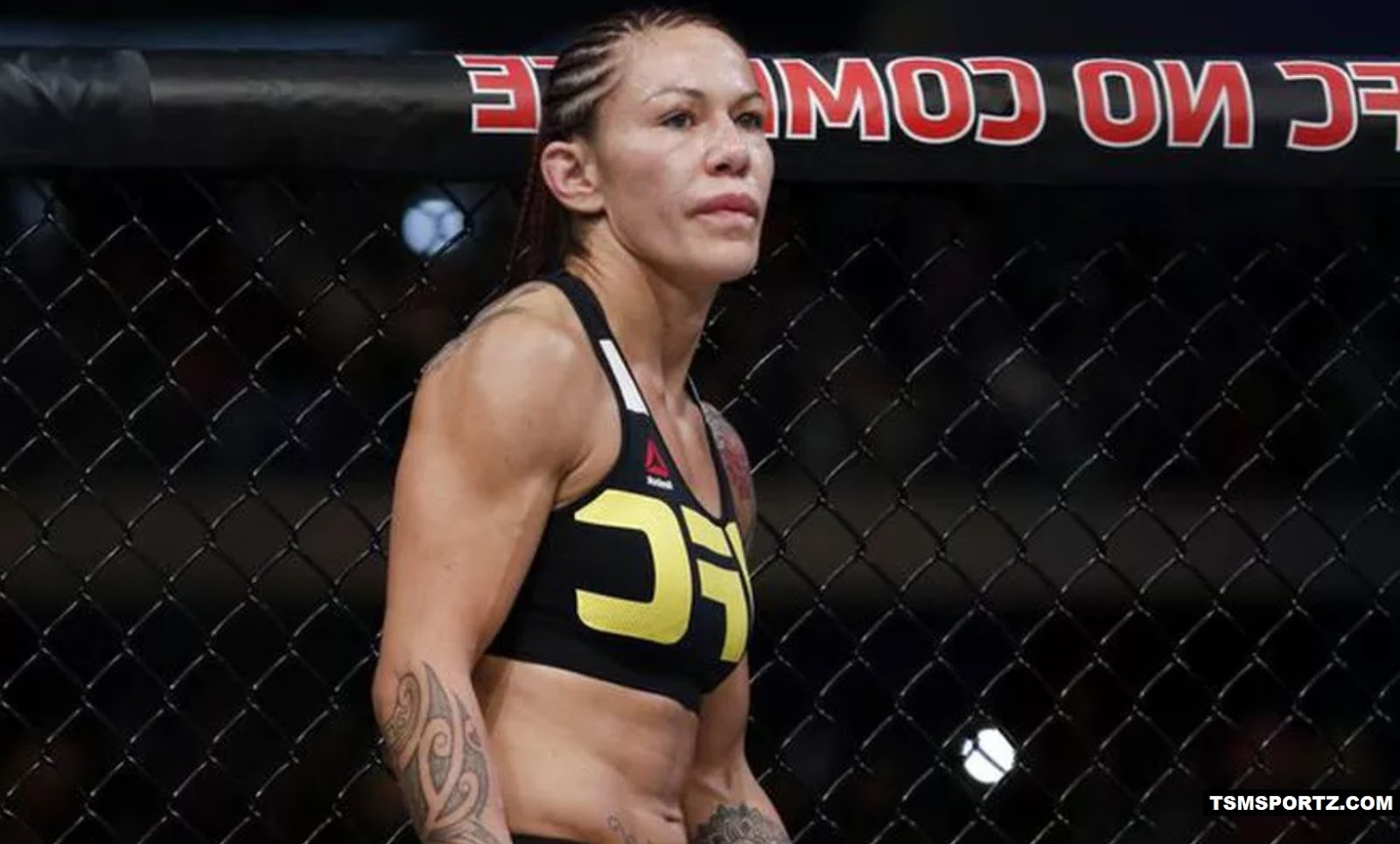 Cyborg looking to dominate in UFC 2018