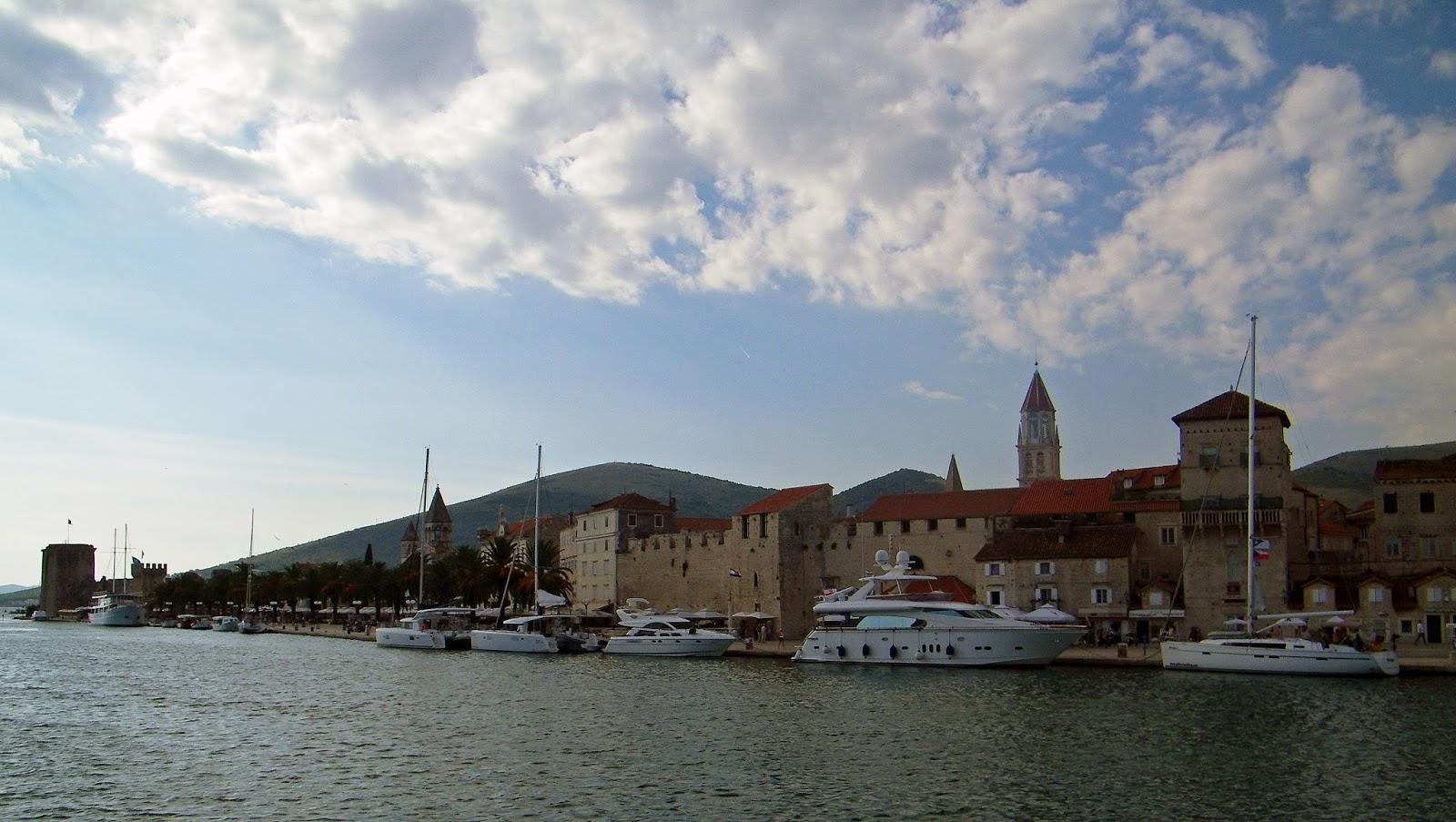 Trogir Chorwacja Starówka