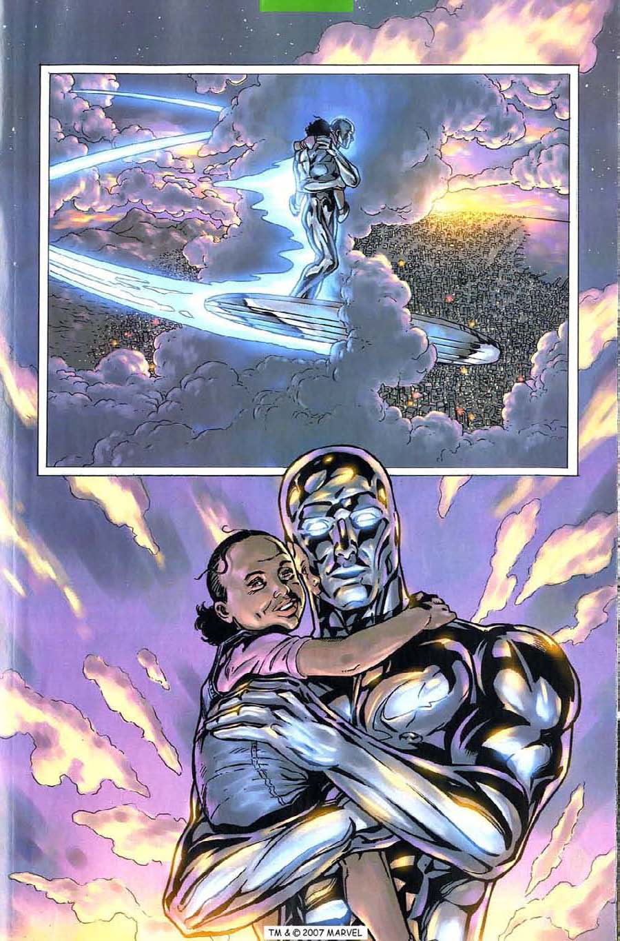 Read online Silver Surfer (2003) comic -  Issue #6 - 27