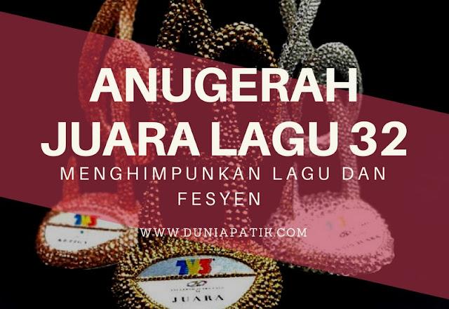 ANUGERAH JUARA LAGU 32